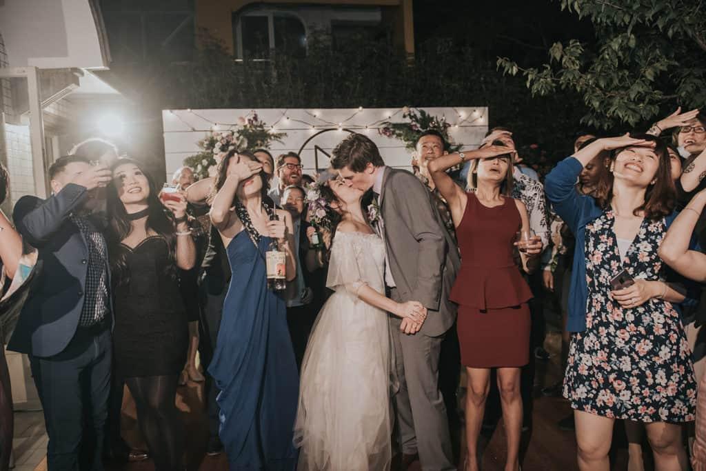 婚禮派對,包場餐廳